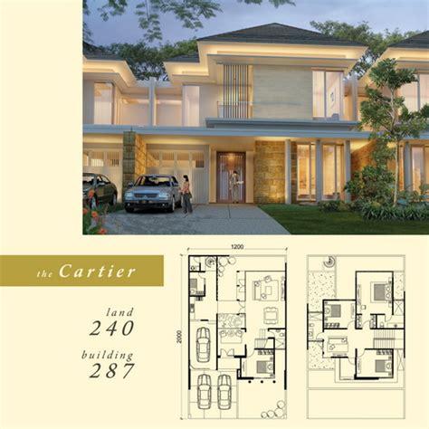 gambar desain rumah lebar   meter rumah zee