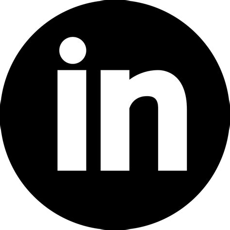 Social Linkedin Circle Svg Png Icon Free Download (#80278 ...