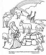 Noah Coloring Flood Bible Ark Colouring Praying God Rainbow Sheets Activities Sunday Eternal Crafts Printable Children Stories Drawing Getdrawings Cartoon sketch template