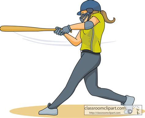Free Cartoon Softball Cliparts, Download Free Clip Art