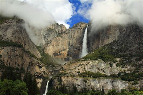 beautiful places to visit in the us yosemite national park california united states
