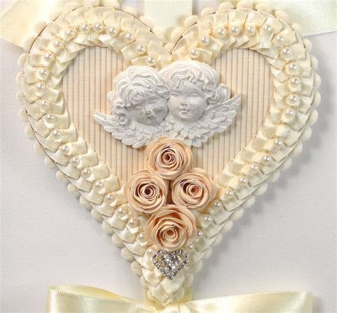 Heart of flowers that can decorate your wall or any other home interiors. Hanging Hearts Wall Decor - Pazzles Craft Room