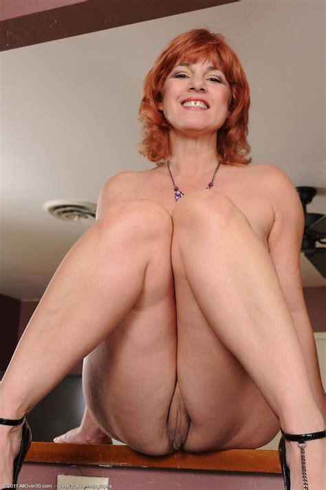 Sexy All Natural Redhead Wife Nude At Home Pichunter