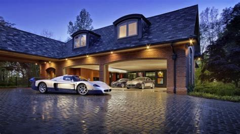 Dream Garage Plans  Find House Plans