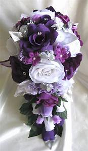 Plum Purple Lavender Silver – Roses and Dreams