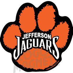 Jefferson Jaguars by Jefferson Middle School Jaguars Paw Logo Jpg Custom Car
