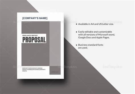 formal proposal templates sample templates