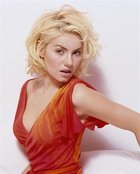 Elisha Cuthbert Women Blonde Wallpapers Hd Desktop And