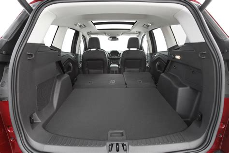 ford escape interior 2017 ford escape vs 2017 ford explorer