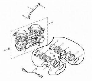 Oem Intake Manifolds  U2013 865cc Engine