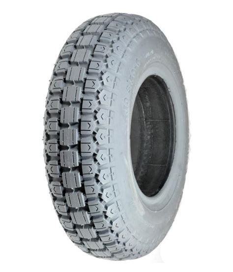 Jazzy Power Chair Tires by 4 10 3 50 6 Foam Filled Drive Tire For The Jazzy 1143 And