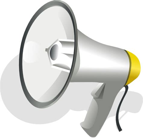 58 Free Megaphone Clipart Cliparting 58 Free Megaphone Clipart Cliparting
