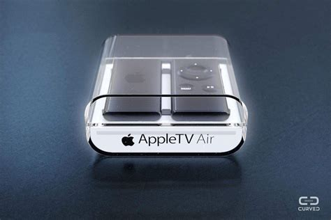 apple tv air concept turns apples black box   dongle cult  mac