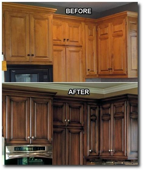 Darker Stain While Keeping The Pretty Wood  Home Decor I