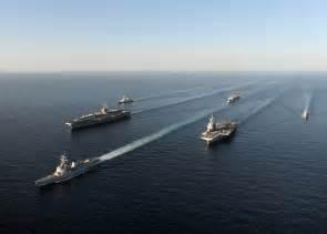 Navy Fleet Formations