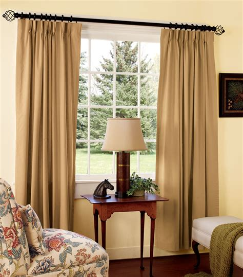 Drapes & Curtains  Efficient Window Coverings