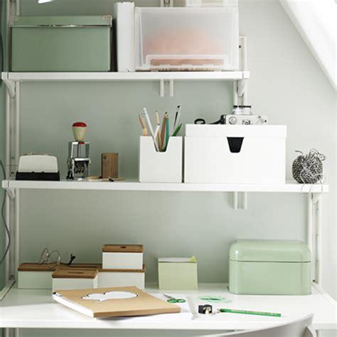 Le A Poser Papier Ikea by Id 233 Es Rangement Pour Le Bureau Elle D 233 Coration