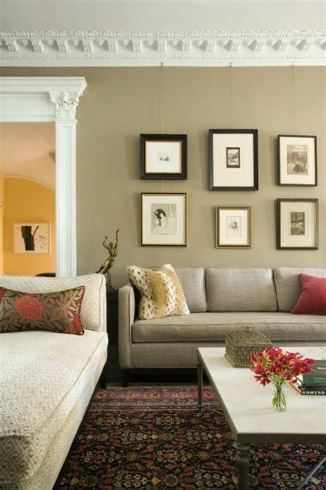 Decorating Ideas For The Walls by Wand Dekoration Mit Bildern 29 Kunstvolle Wandgestaltung