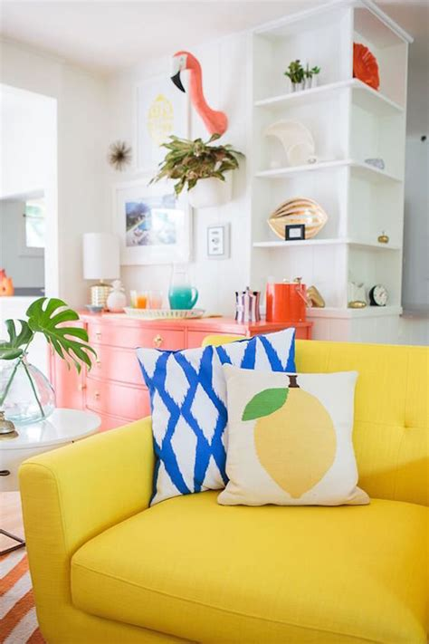 bright  colorful living room designs interior god