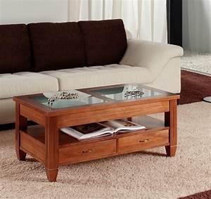 Table Basse Rustique : table basse relevable rustique ~ Teatrodelosmanantiales.com Idées de Décoration