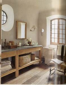 deco salle de bain campagne With salle de bain style campagne