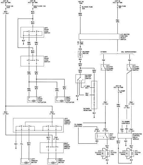 Need Engine Bay Wiring Diagram For Ford Thunderbird