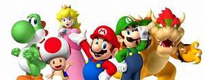 Super Mario Line of Amiibos Announced - Mario Party Legacy