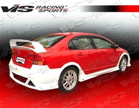 honda civic dr vis racing type  concept full body kit