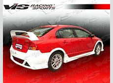 Honda Civic 4DR VIS Racing Type R Concept Full Body Kit