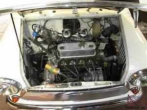 1972 Mk3 Mini Cooper S Replica 1310 Fast Road Engine