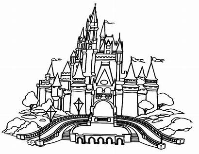 Palace Coloring Pages Palace2