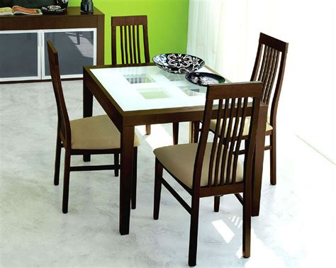 glass top dining table sets expandable dining set paloma w frosted glass top table