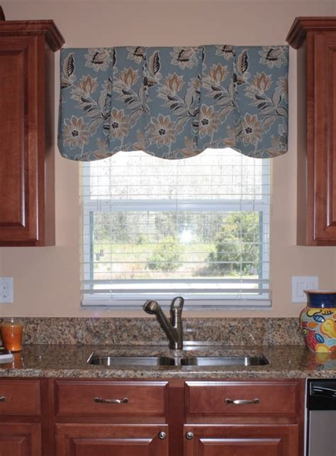 brighten up your kitchen contemporary curtains
