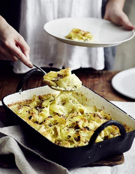 cuisine poireaux fondue de poireaux pour 4 personnes recettes à table