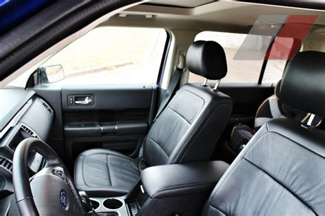 full review   ford flex sel txgarage