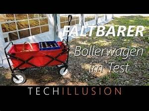 Faltbarer Bollerwagen Test : faltbarer bollerwagen im test meister bollerwagen ~ Watch28wear.com Haus und Dekorationen