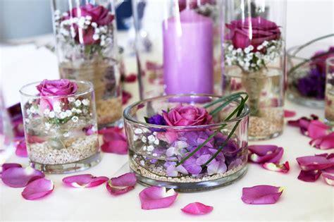 Blumen Tischdeko Im Glas by Blumendeko Im Glas Gro 223 E Bildergalerie