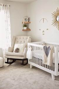 34 gender neutral nursery design ideas that excite digsdigs for Simple decorating girl nursery design