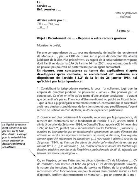 lettre motivation cuisine collectivité modele lettre motivation fonction publique territoriale