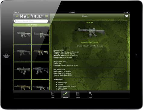 mw vault call  duty modern warfare  mobile app