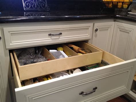 custom kitchen drawer organizers cage design buildkitchen organization tips the 6385