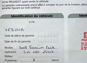 Carnet Entretien Peugeot 3008 : a quelle date d marre la garantie commande livraison peugeot 3008 forum forum peugeot ~ Gottalentnigeria.com Avis de Voitures