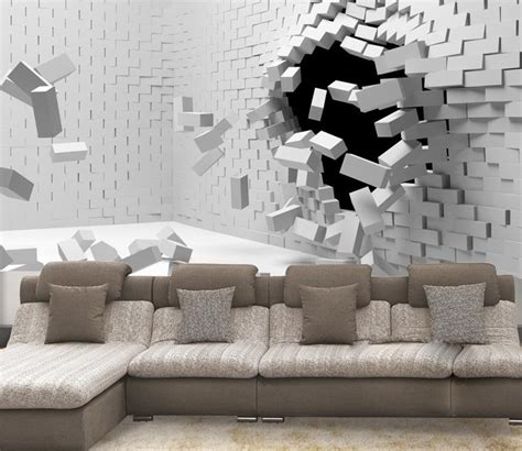 large wallpaper  abstract art stereo fashion modern