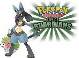 Poku00e9mon Ruby Destiny Life Of Guardians Walkthrough