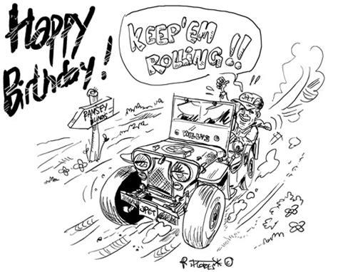happy birthday jeep happy birthday jeep