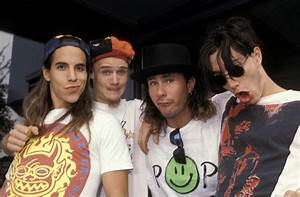 9 Best Red Hot Chili Peppers Songs (By Default) - Stereogum