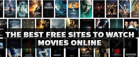 The Best Websites For Online Movies Lecshare