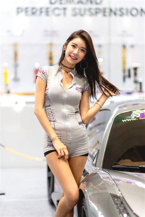 Korean Model(Autosalon) on Behance
