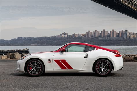 Nissan Reveals New 2020 370z 50th Anniversary Edition Model