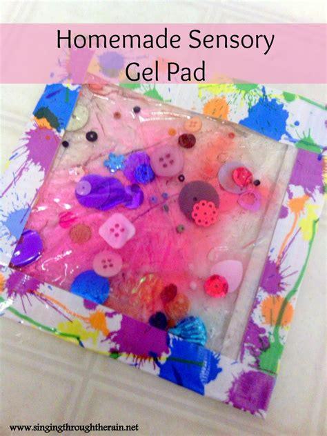sensory gel pad singing through the 149 | Sensory Gel Toy1